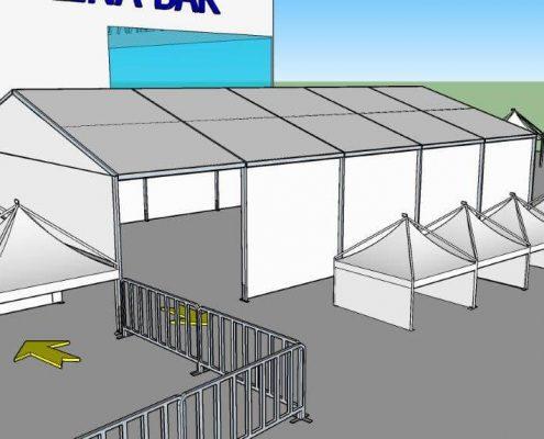 3D virtualizacija eventa
