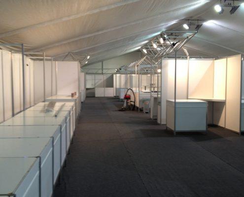 šatori za sajmove